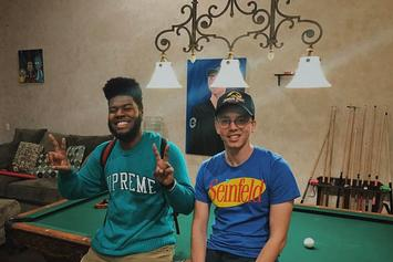 Logic Dropping New Single With Khalid & Alessia Cara On Friday