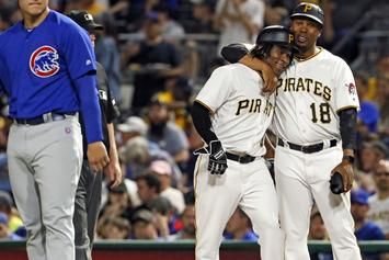 Pirates Rookie Gift Ngoepe Becomes First African-Born Player In MLB History