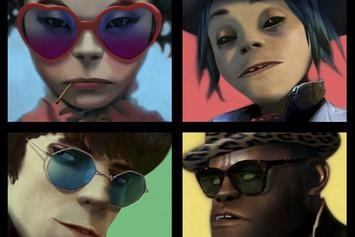 "Gorillaz ""Humanz"" (Review)"