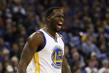 "Draymond Green On Charles Barkley Comparisons: ""F*ck No"""