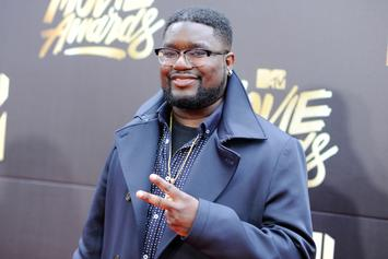 """Get Out"" Actor Lil Rel Talks Hip Hop Influence, Love Of Nas"