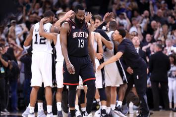 Twitter Reacts To Last Night's Thrilling Rockets vs. Spurs Game 5
