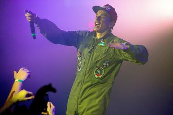 """Logic's """"Everybody"""" Hits Number One, Selling 247K"""
