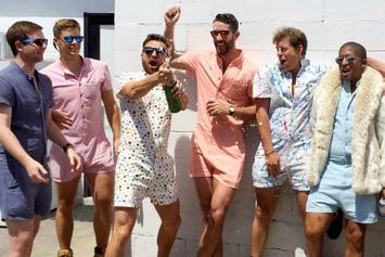Twitter Debates The Merits Of The Male Romper