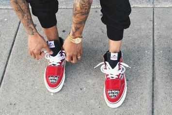 Jerry Lorenzo Teases New Fear Of God x Vans Collab