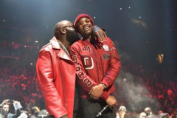 Rick Ross Shares Title Of Meek Mill's Upcoming Album