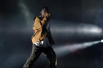 Travis Scott Says One Of His Albums Is Coming Soon During Live Freestyle