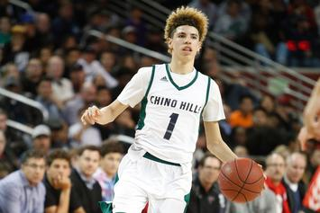 "LaMelo Ball's ""Lowlight"" Tape Surfaces After AAU Team's 52-Point Loss"