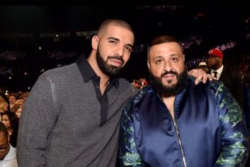 """DJ Khaled Announces """"To The Max"""" Single Featuring Drake"""