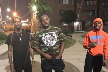 Tee Grizzley Hangs In Chicago With Lil Reese Following Lyric Backlash