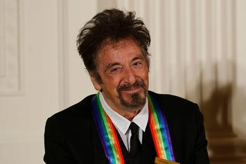 Al Pacino To Play Role Of Joe Paterno In Jerry Sandusky HBO Film