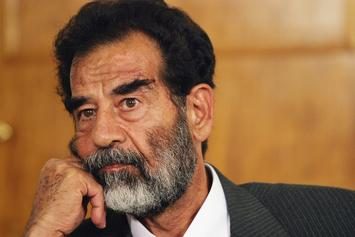 Saddam Hussein Loved Him Some Mary J. Blige