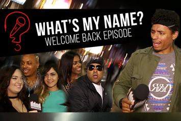 Welcome Back Episode: What's My Name