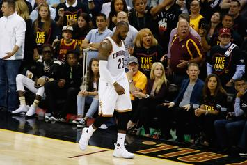 Report: LeBron James May Consider Leaving Cavs For LA Team In 2018