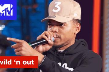 Chance The Rapper & Nick Cannon Battle Rap On MTV's Wild N' Out!! Chance kills It!
