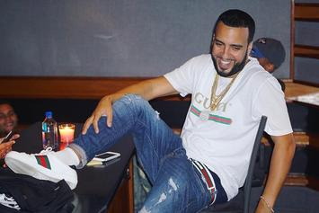 """French Montana Tweets """"MAX B SUMMER JAM STAGE"""""""