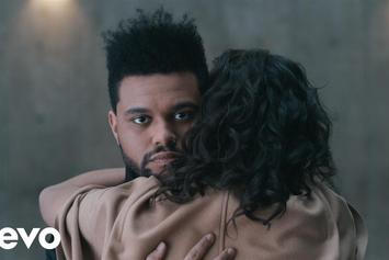 "The Weeknd ""Secrets"" Video"