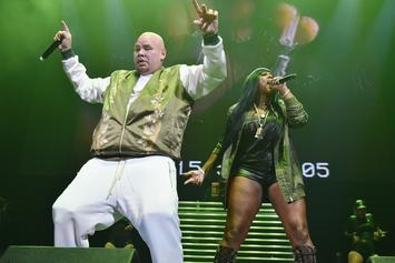 """Remy Ma Suffers Nip Slip At Summer Jam During """"Lean Back"""" Performance"""