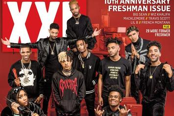 Twitter Reacts To XXL Freshmen Cover