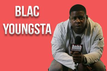 "Blac Youngsta Elaborates On ""I'm Innocent"" & Working With Lil Yachty"
