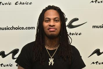 Waka Flocka Talks Music Festival Fashion Fail In New Interview
