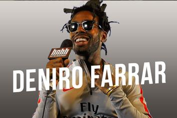 Deniro Farrar Talks Tour, Life Changes & More