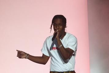 A$AP Rocky Caught Up In BET Awards Afterparty Club Brawl