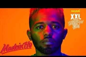 Watch Madeintyo's XXL Freshman Freestyle & Interview