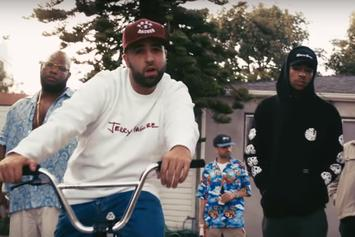 "Jay Worthy Feat. Alchemist, Meyhem Lauren, Ray Wright ""Four Fifteens "" Video"