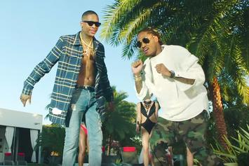 "Future Feat. YG ""Extra Luv"" Video"