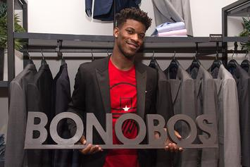 Jimmy Butler Facetimes With Fans After Giving Out His Number