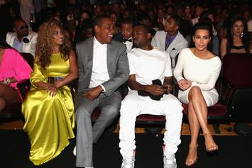 Kim Kardashian Reportedly Thinks Jay-Z Took His Kanye Diss Too Far