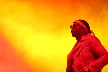 2 Chainz's TRAP House Offers Free HIV Testing & More
