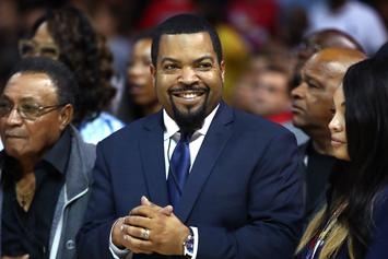 "Ice Cubes Hints That The Next ""Friday"" Movie Is Coming Soon"