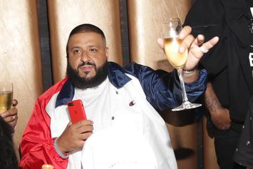 DJ Khaled Admits That He Doesn't Always Catch Disses in His Tracks