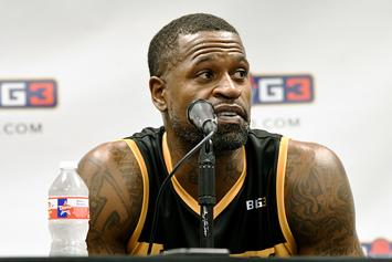 Stephen Jackson Thinks Big3's All-Stars Could Beat NBA Team