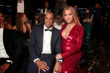 Beyonce Shares First Photo Of Newborn Twins