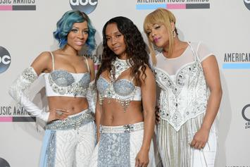 "TLC & Snoop Dogg Perform ""Way Back"" On ""Jimmy Kimmel Live"""