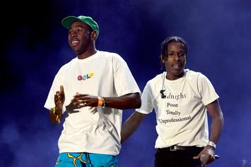 "A$AP Rocky To Tyler, The Creator: ""We Need To Make A Tape!"""