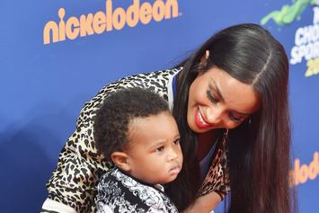 Future & Ciara's Son Gets Stylish In His First Modelling Gig