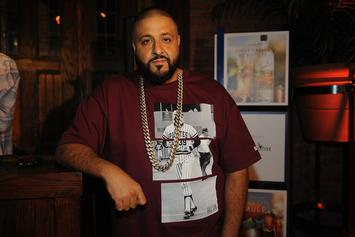 DJ Khaled Shows Off His New Supreme Gear In Video