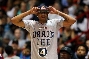 Big3 League Suspends Allen Iverson For Skipping Dallas Event
