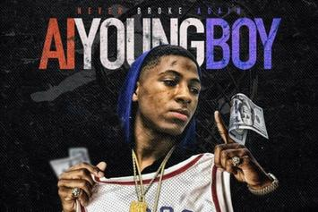 "YoungBoy Never Broke Again Shares ""A.I. YoungBoy"" Tracklist"