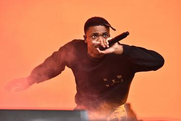 "Vince Staples And Juicy J Perform ""Big Fish"" On Jimmy Kimmel"