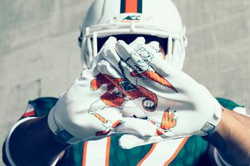 University Of Miami Hurricanes Debut Two Alternate New Uniforms