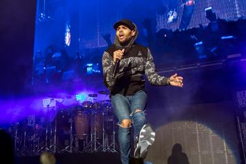 "Chris Brown Announces Release Date For ""Heartbreak On A Full Moon"""