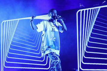 Big Sean Cops New Iced-Out Chains