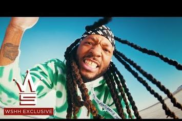 "Montana Of 300 ""Busta Rhymes"" Video"