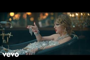 "Taylor Swift ""Look What You Made Me Do"" Video"