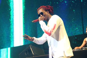 Young Thug Didn't Know He Won A VMA